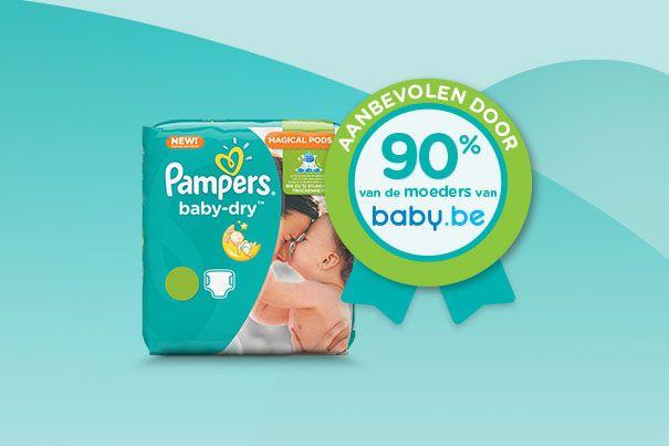 BabybelezeressenpampersbabydryBENL605x403 - Getest: de nieuwe pampers baby dry + VLOG