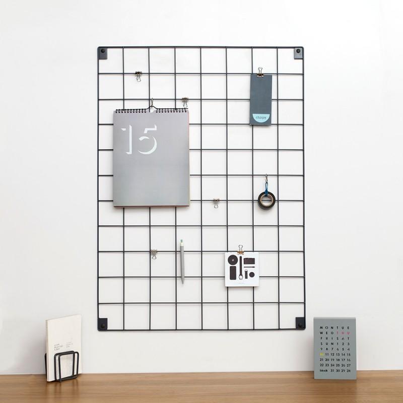 Block wire mesh grey - DIY | Showrek