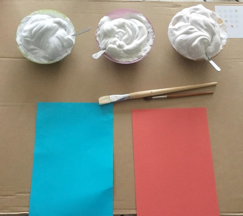 FullSizeRender 476 - DIY | Glitter snow paint