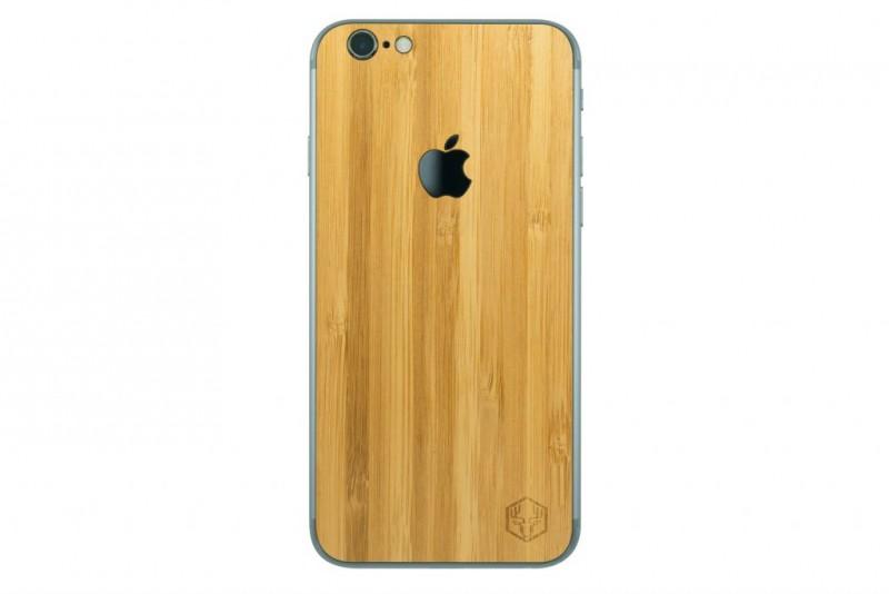 houten iPhone cover - unicorns & fairytales