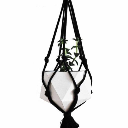plantenhanger zwart 510x510 - DIY plantenhanger + WIN