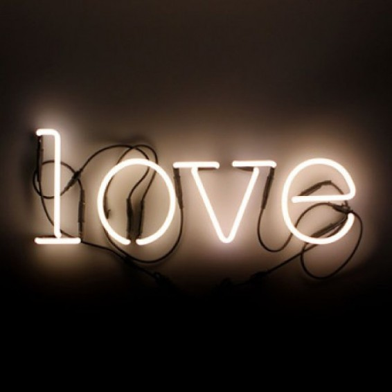 seletti seletti neon art love wall lamp - Webshoptip | Decoraza