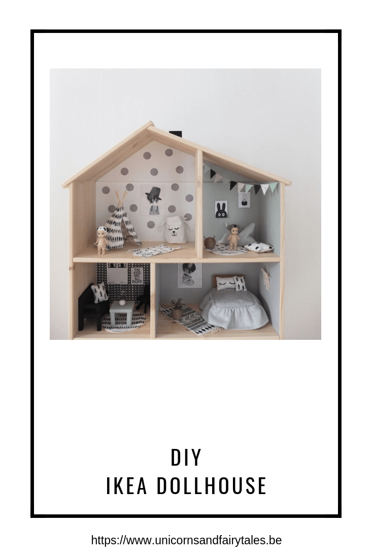 DIY Ikea dollhouse