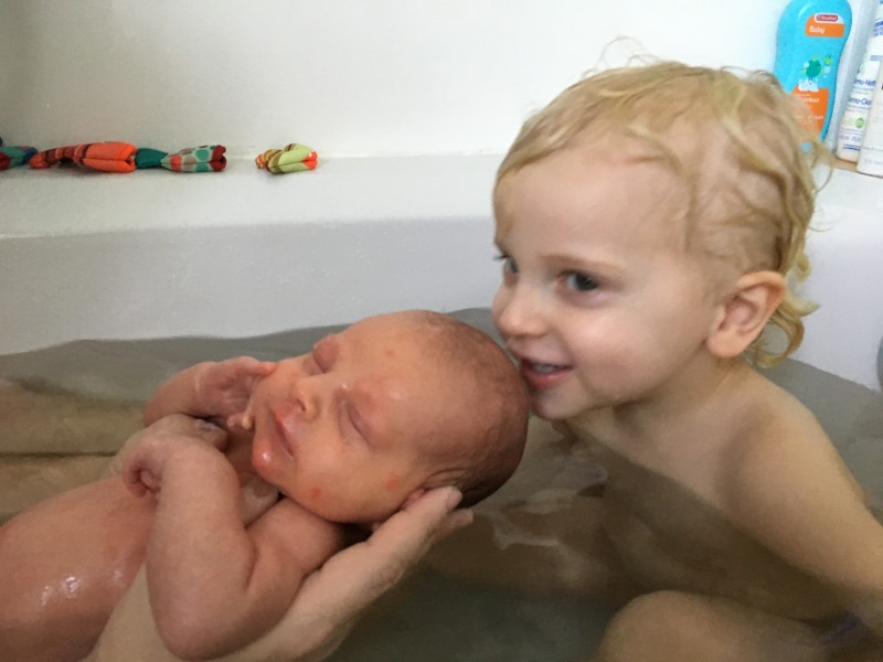 IMG 9628 - Diary 79 | De eerste week als moeder van twee