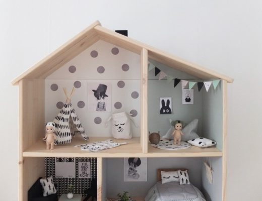 houten winkeltje of dollhouse ikea pimpen - unicorns & fairytales