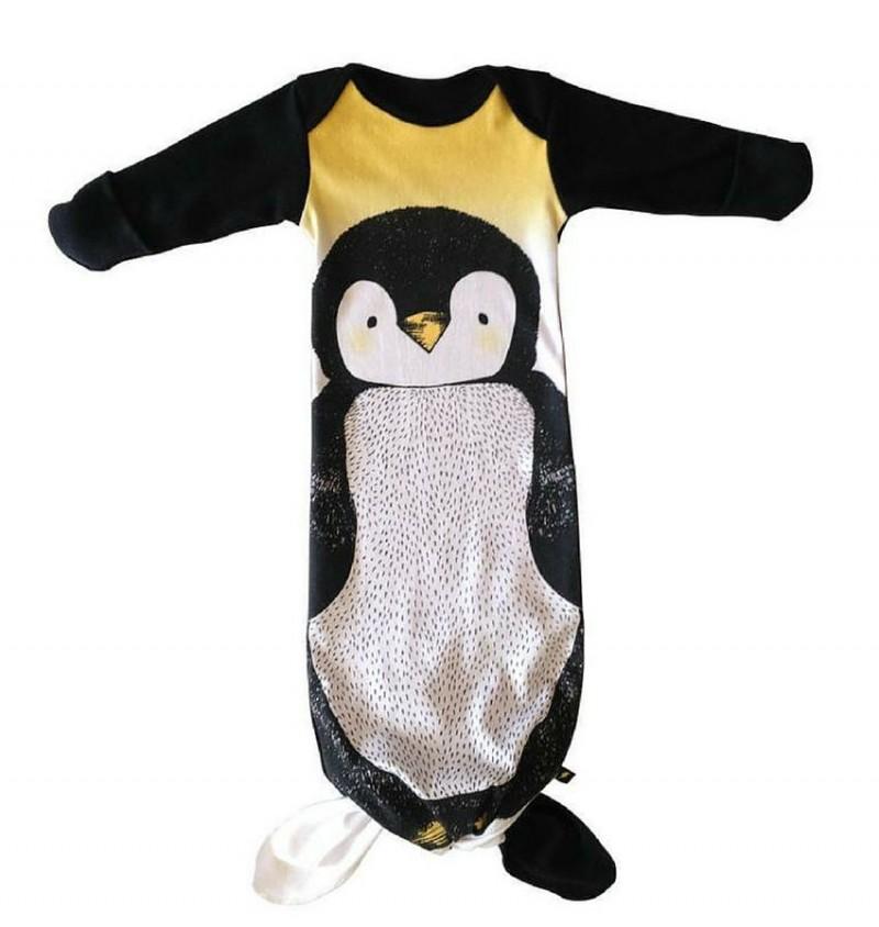electrik kidz slaapzak pinguin - Webshoptip | Electrik Kidz
