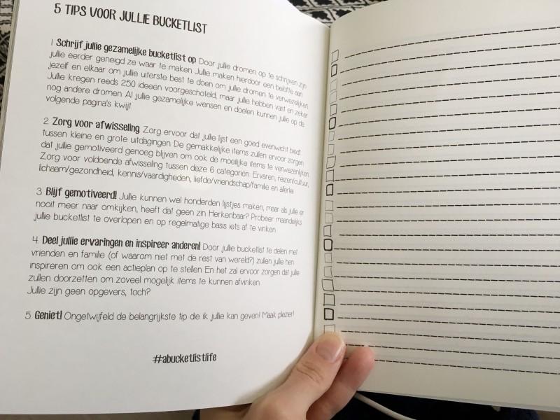 FullSizeRender 686 - Valentijn (cadeau)tip | Een bucket list voor koppels