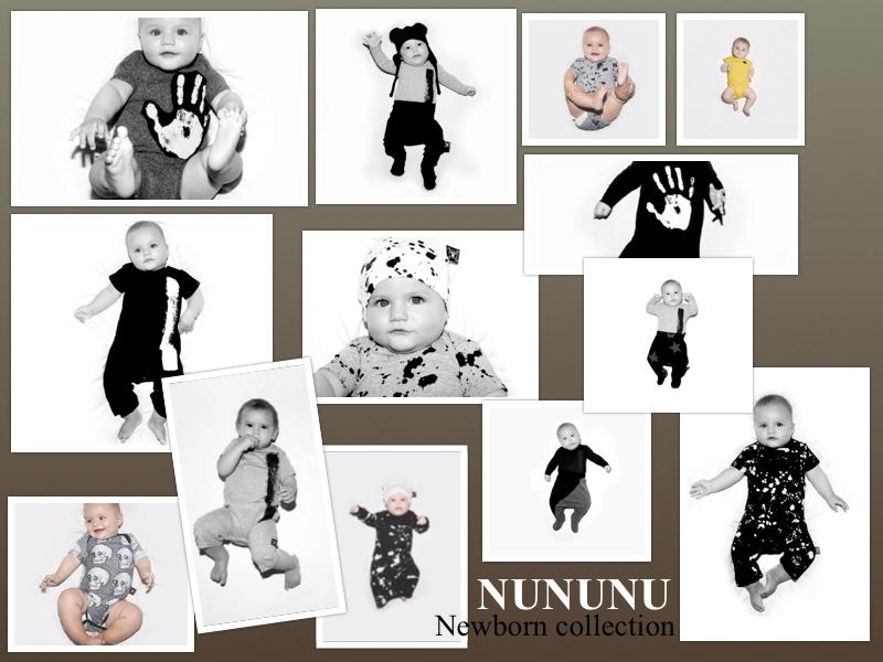NUNUNU - New! Newborn collectie van NUNUNU