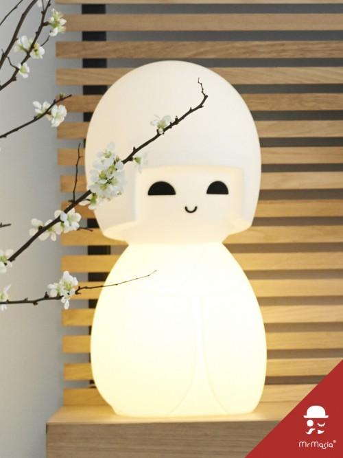 kokeshi lamp main 1 - Nijntje, onze grote vriend