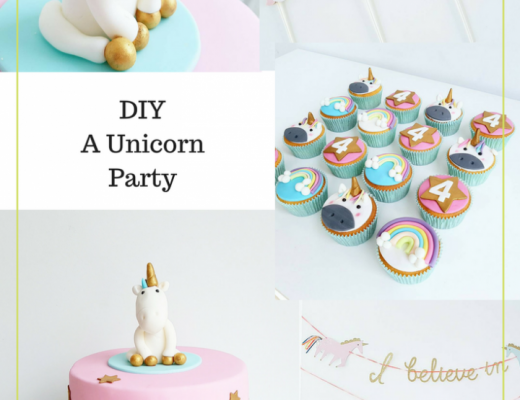 unicorn party - unicorns & fairytales