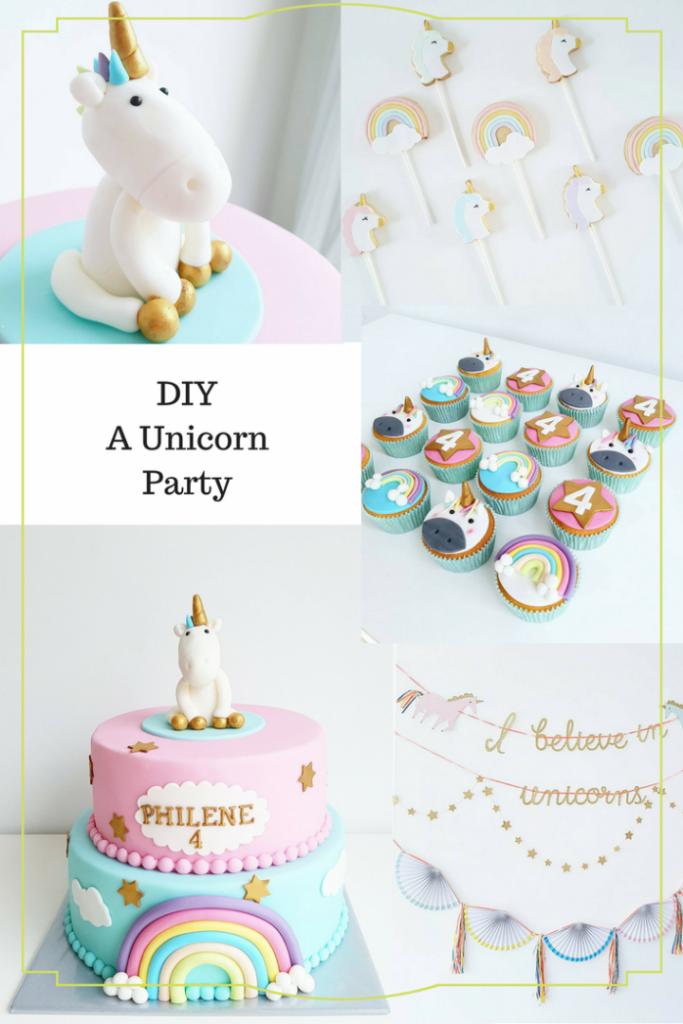 A UnicornParty 683x1024 - DIY | A Unicorn Party!
