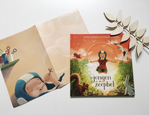 de jongen in de zeepbel - unicorns & fairytales