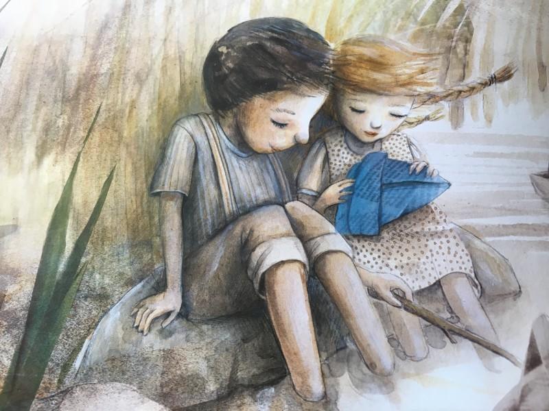 FullSizeRender 871 - Mooie prentenboeken met prachtige tekeningen