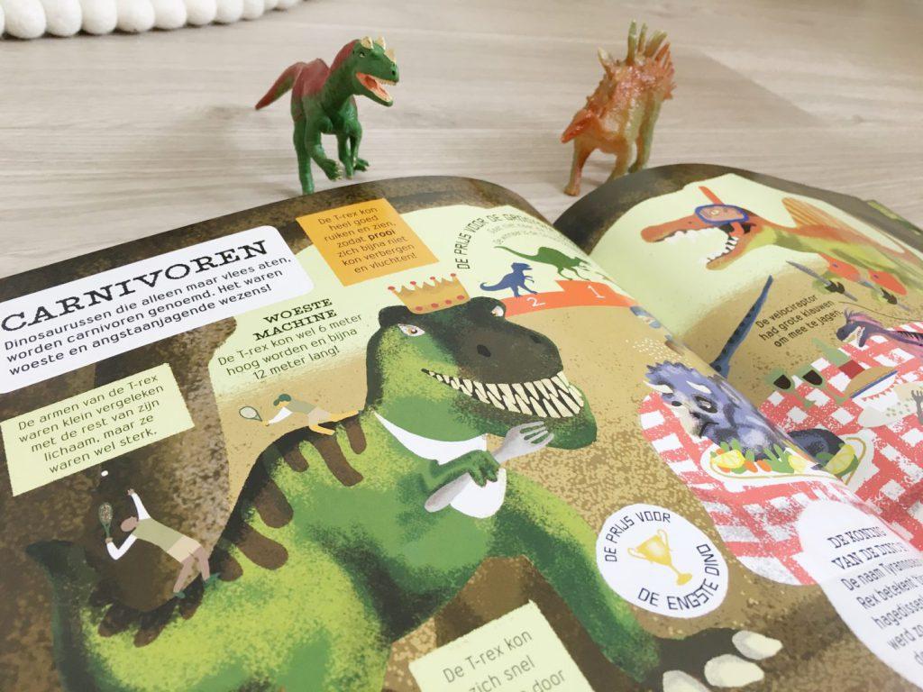 FullSizeRender 938 1024x768 - Plezier met dino's  & win het allermooiste boek over dinosauriërs