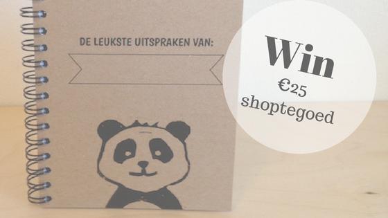 Win - Paashop >>> win 25 euro bij StudiJoke