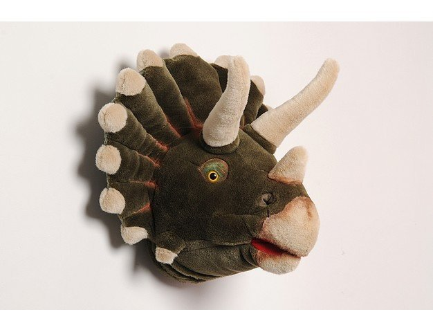 bibib dierenkop dinosaurus little wannahaves 1024x1024 - Plezier met dino's  & win het allermooiste boek over dinosauriërs