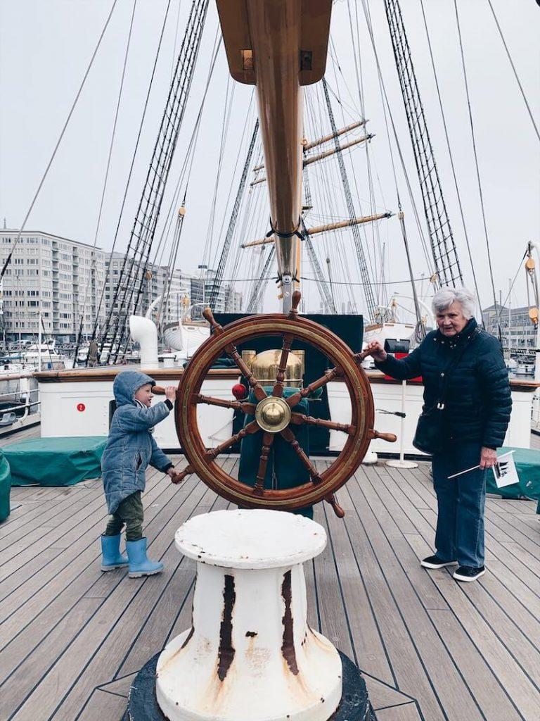 zeilschip mercator Oostende - unicorns & fairytales