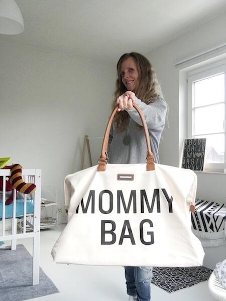 travel essentials mommy bag - unicorns & fairytales