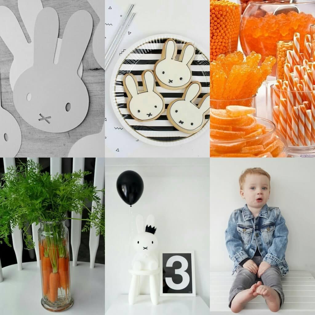 IMG 20170301 1157241 1 - Birthday party van Beau, mét konijnenkroon