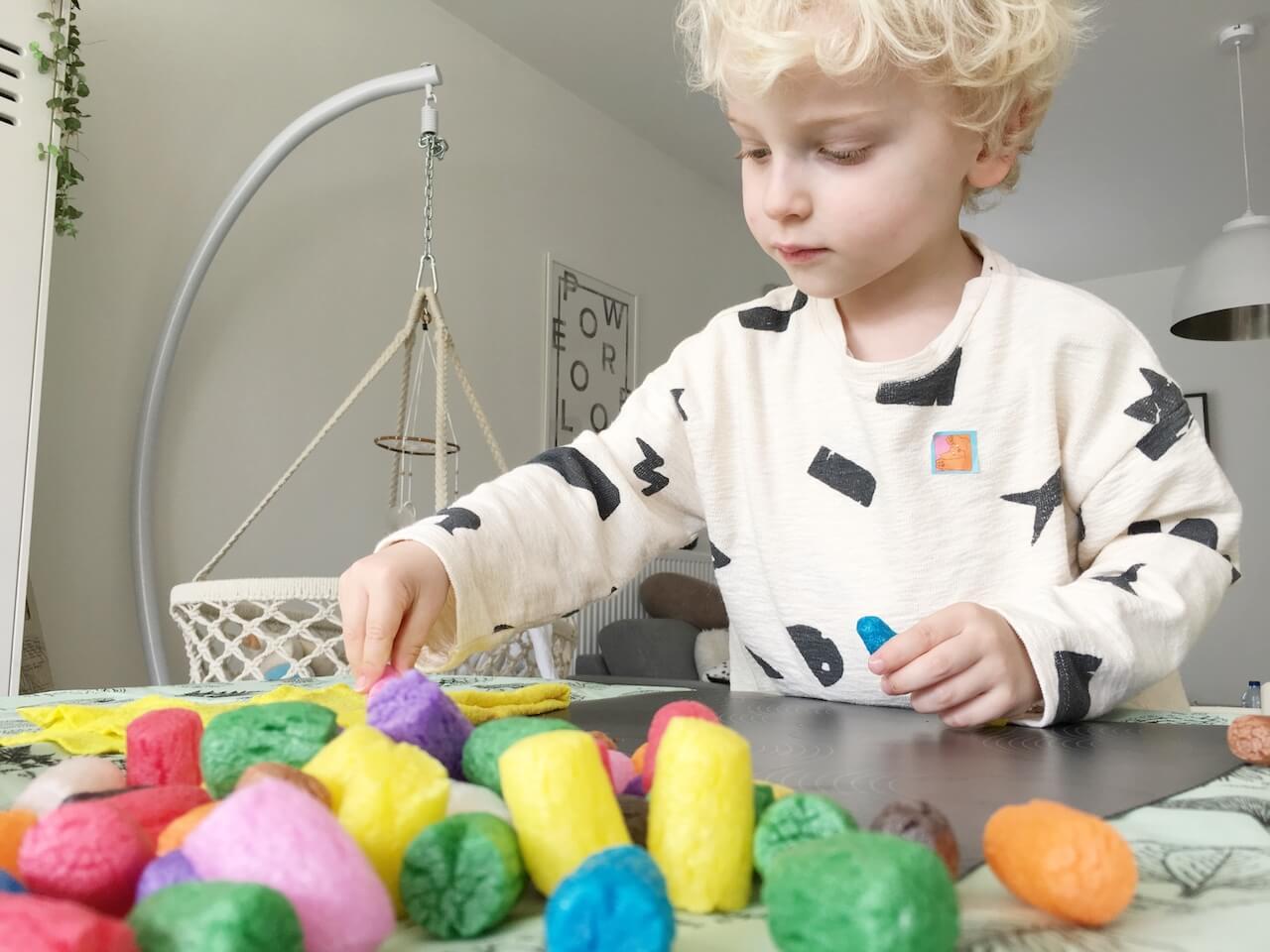 fishertips 1 - Favoriete speelgoed van mijn 3,5 jarige zoon!