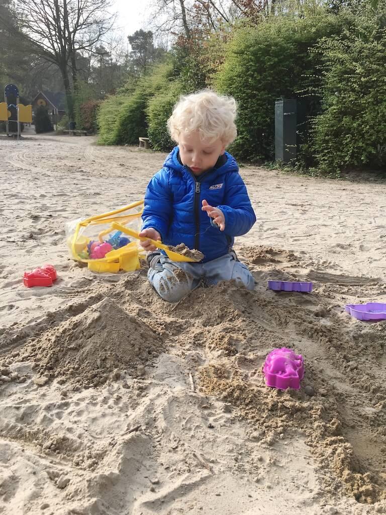 speelgoed driejarige3 - WIN 3x een Playmobil Sand Schepwagen