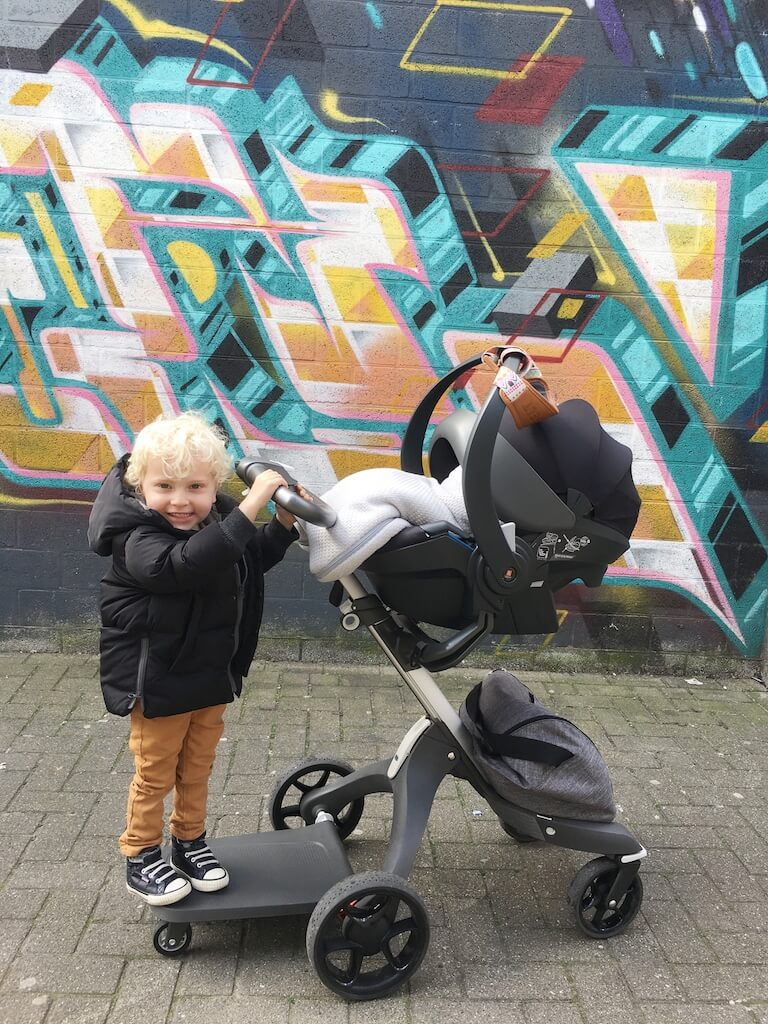 vince1 - Babyuitzet: welke spullen zijn noodzakelijk en welke overbodig?