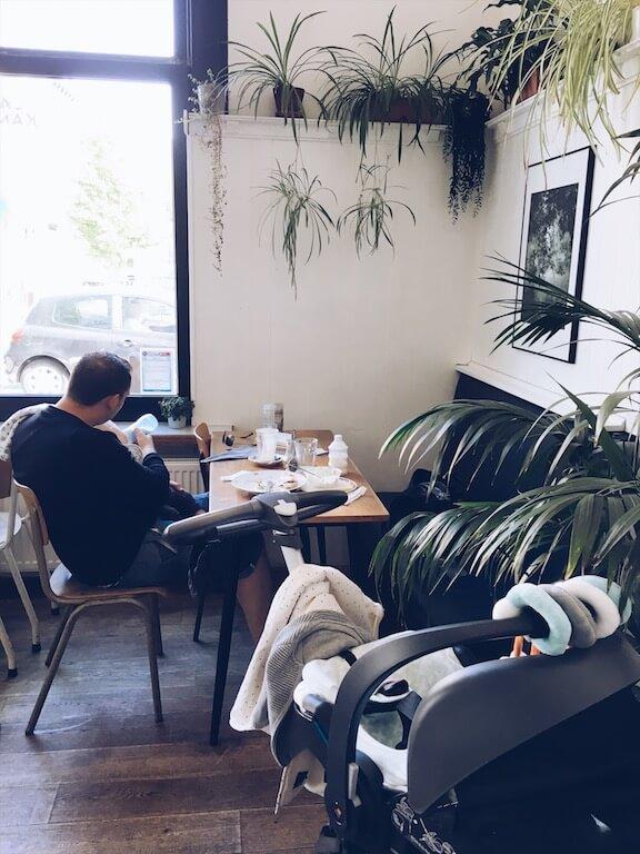 cafe kamiel 3 - Diary 91  Genieten van de zonnige dagen