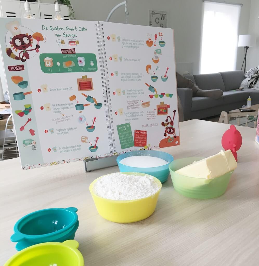 cake bakken kinderen 11 996x1024 - Little chef Vince in de keuken!