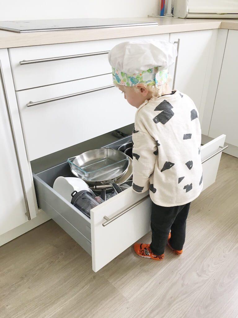 cake bakken kinderen 18 768x1024 - Little chef Vince in de keuken!