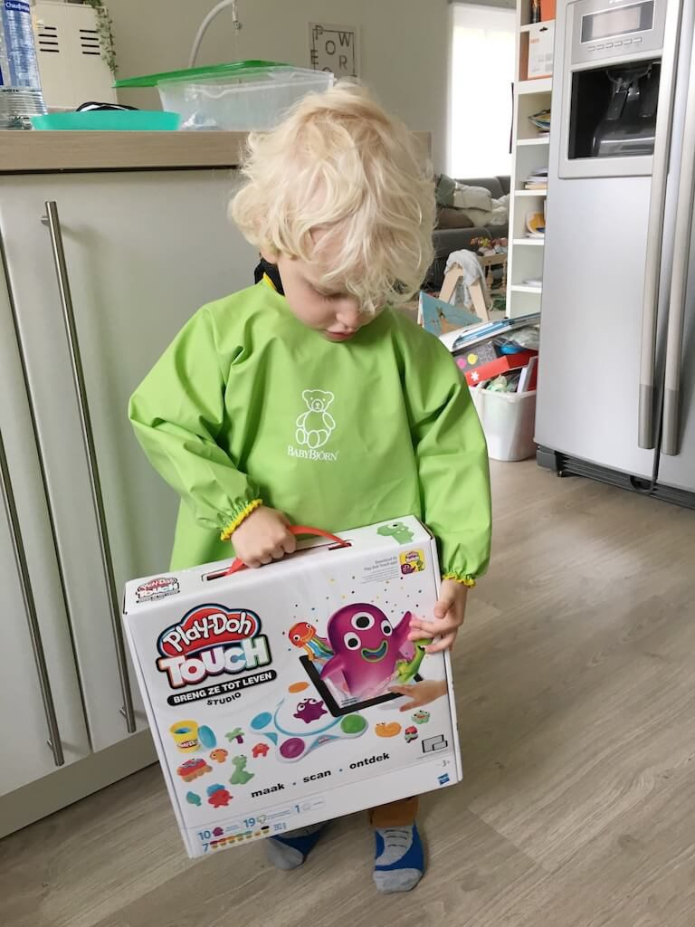 play doh 1 768x1024 - Laat je Play-Doh creaties tot leven komen & WIN
