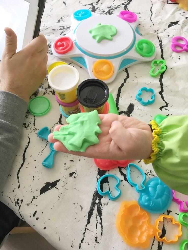 play doh 4 768x1024 - Laat je Play-Doh creaties tot leven komen & WIN