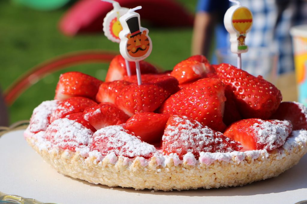 verjaardagsfeestje - unicorns & fairytales