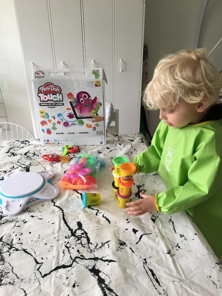 kleien goed voor ontwikkeling - unicorns & fairytales