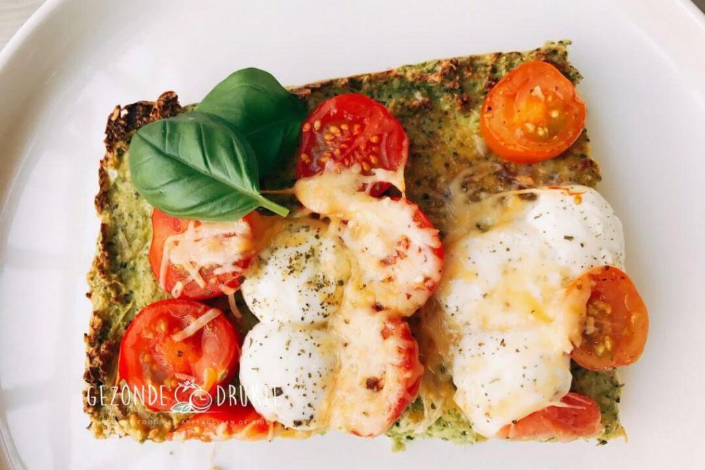 Brocollipizza7 1024x683 - Wij gaan één dag per week vegetarisch eten!