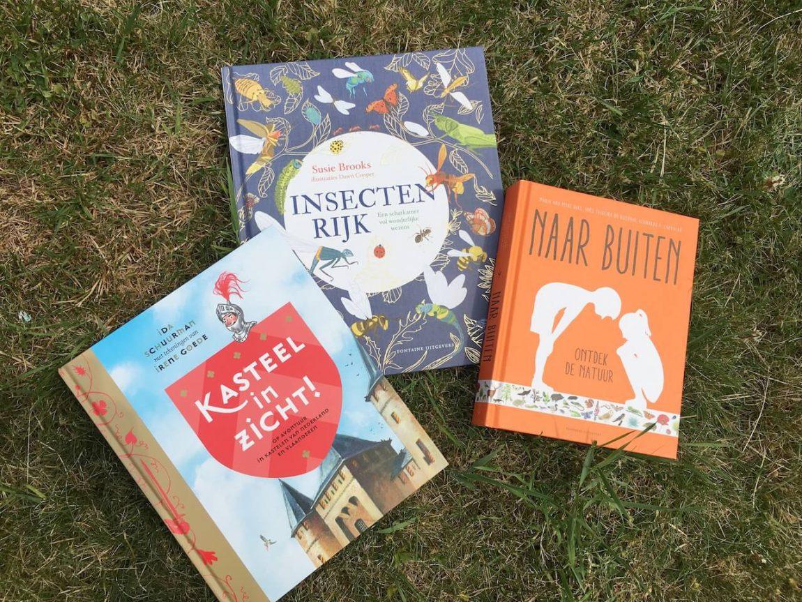 boeken zomer - unicorns & fairytales