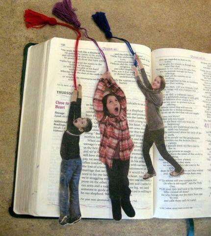 bladwijzer kind - Leuke DIY cadeautjes voor de juf of meester die ook duurzaam zijn