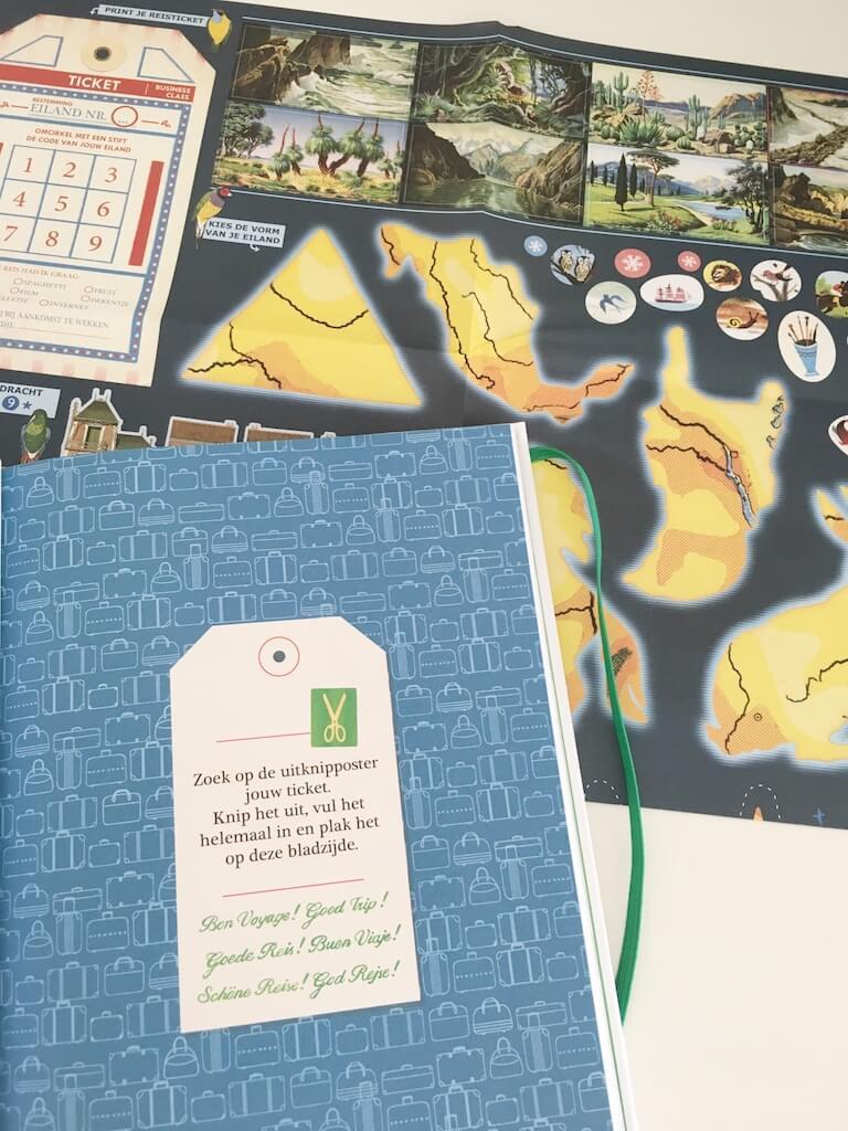 doeboek met opdrachten - unicorns & fairytales