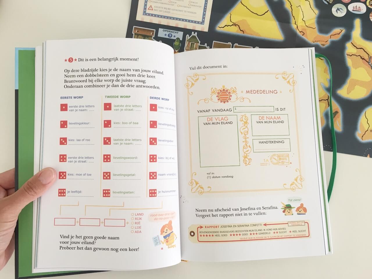 doeboek 4 - 2 boeken die kinderen van hun verveling afhelpen