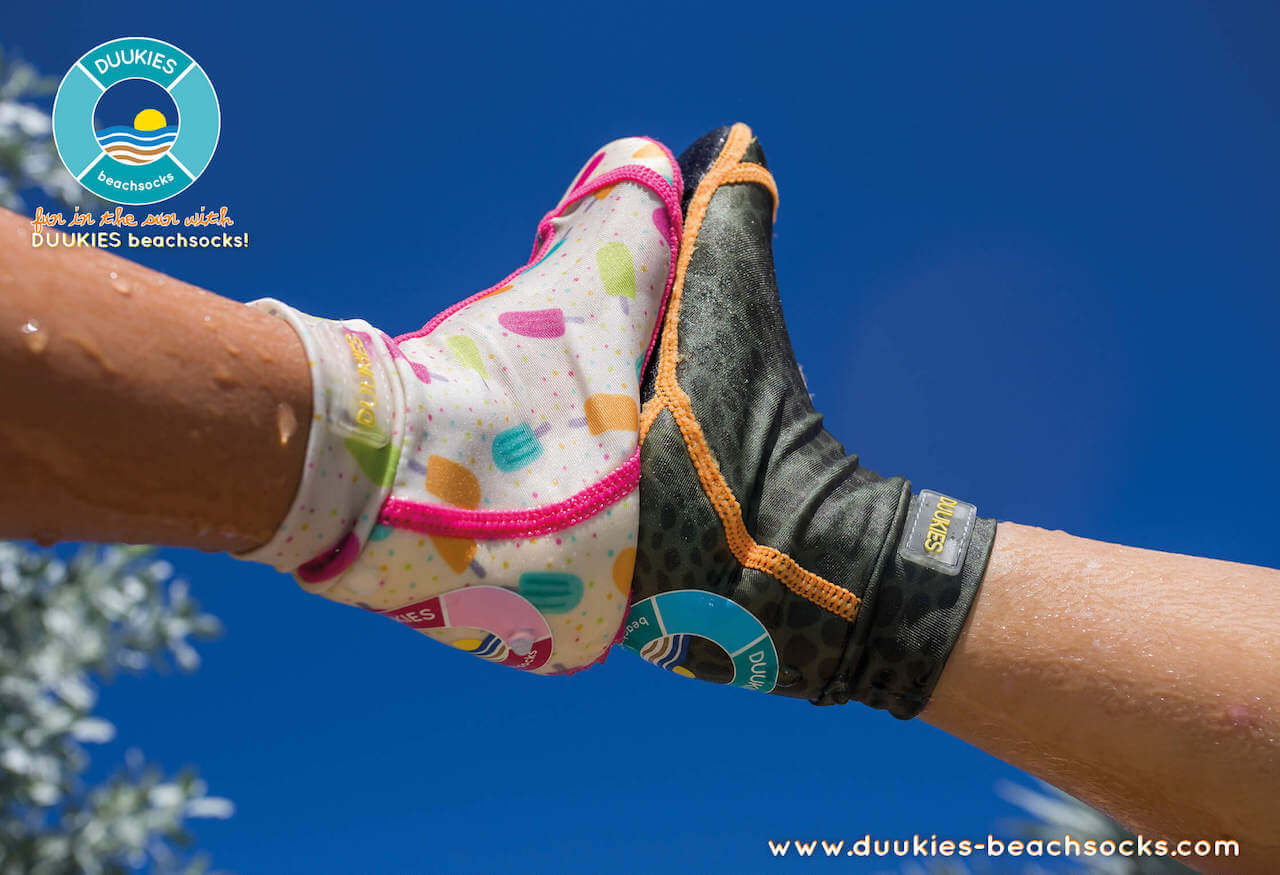 duukies beachsocks 2 - Kids summer musthave: Duukies Beachsocks & WIN