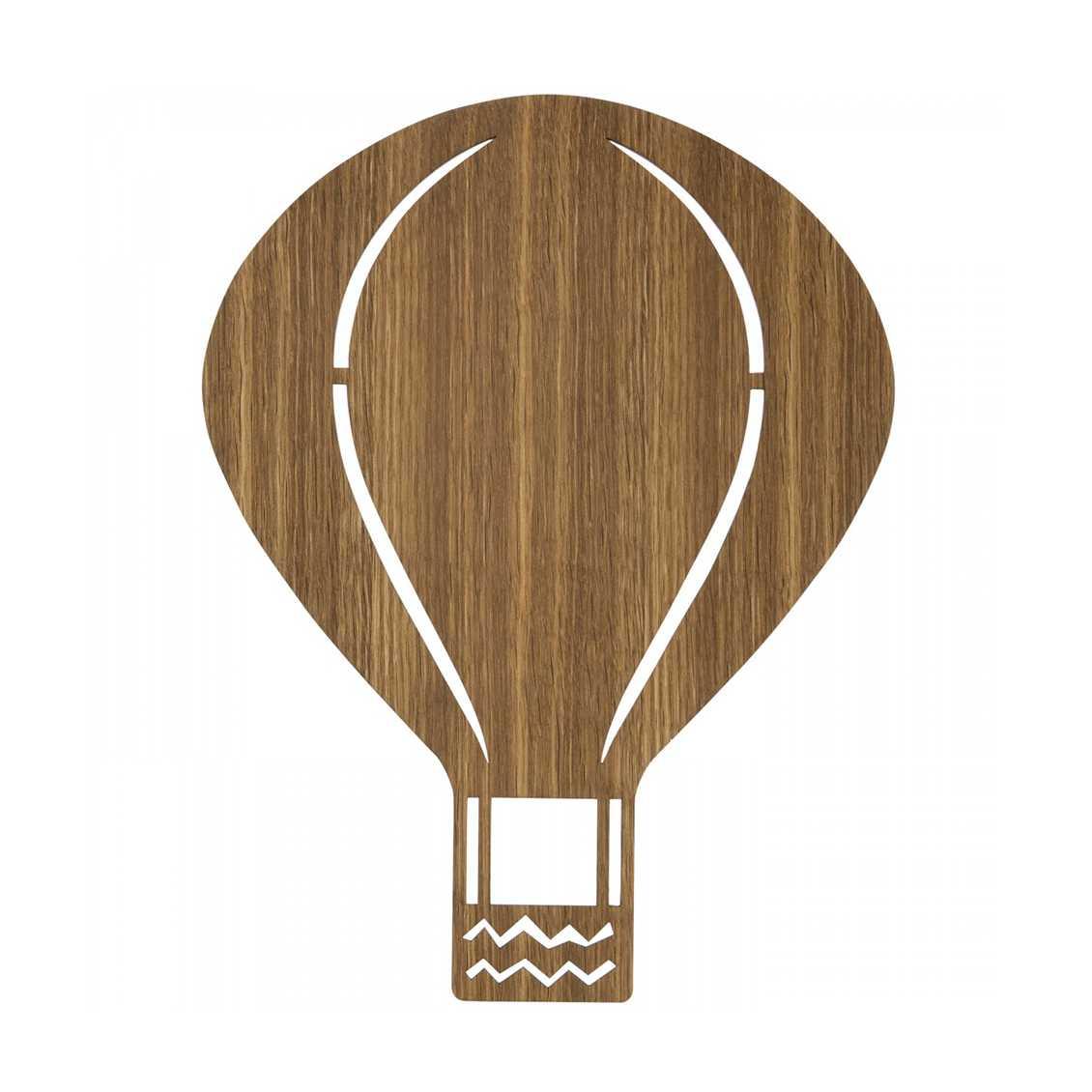 ferm living luchtballon lamp eiken 3229 1 - 5 leuke design kraamcadeaus die je altijd kan gebruiken