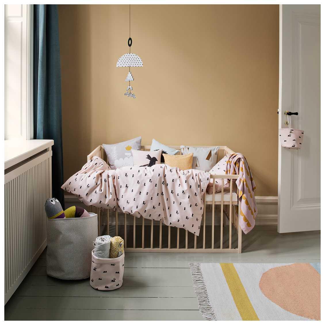 ferm living rabbit bedding baby bedovertrek 8148 1  - 5 leuke design kraamcadeaus die je altijd kan gebruiken