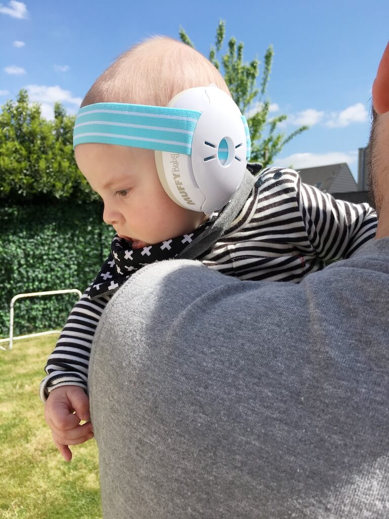 oorbescherming baby - unicorns & fairytales