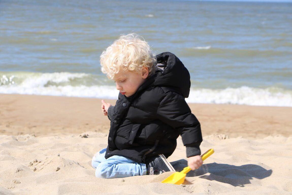 Belgische kust met kinderen - unicornis & fairytales
