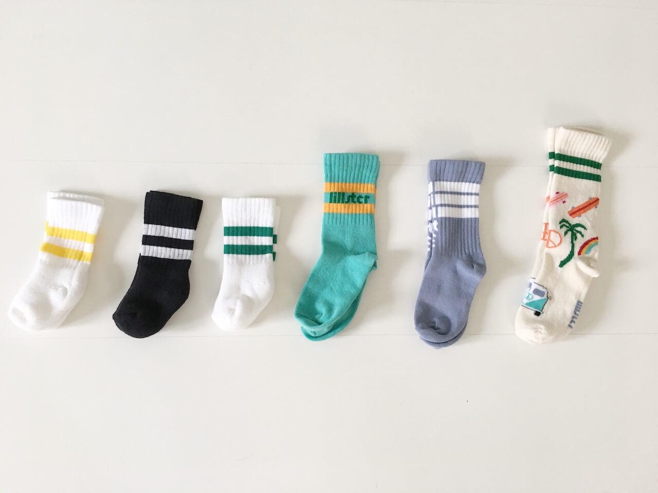 sokken 3 - 5x leuke sokken voor kinderen én volwassenen