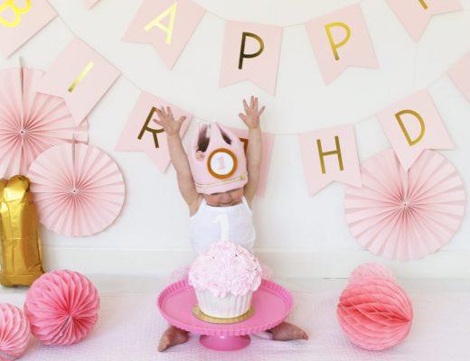 verjaardagsfeest - unicorns & fairytales