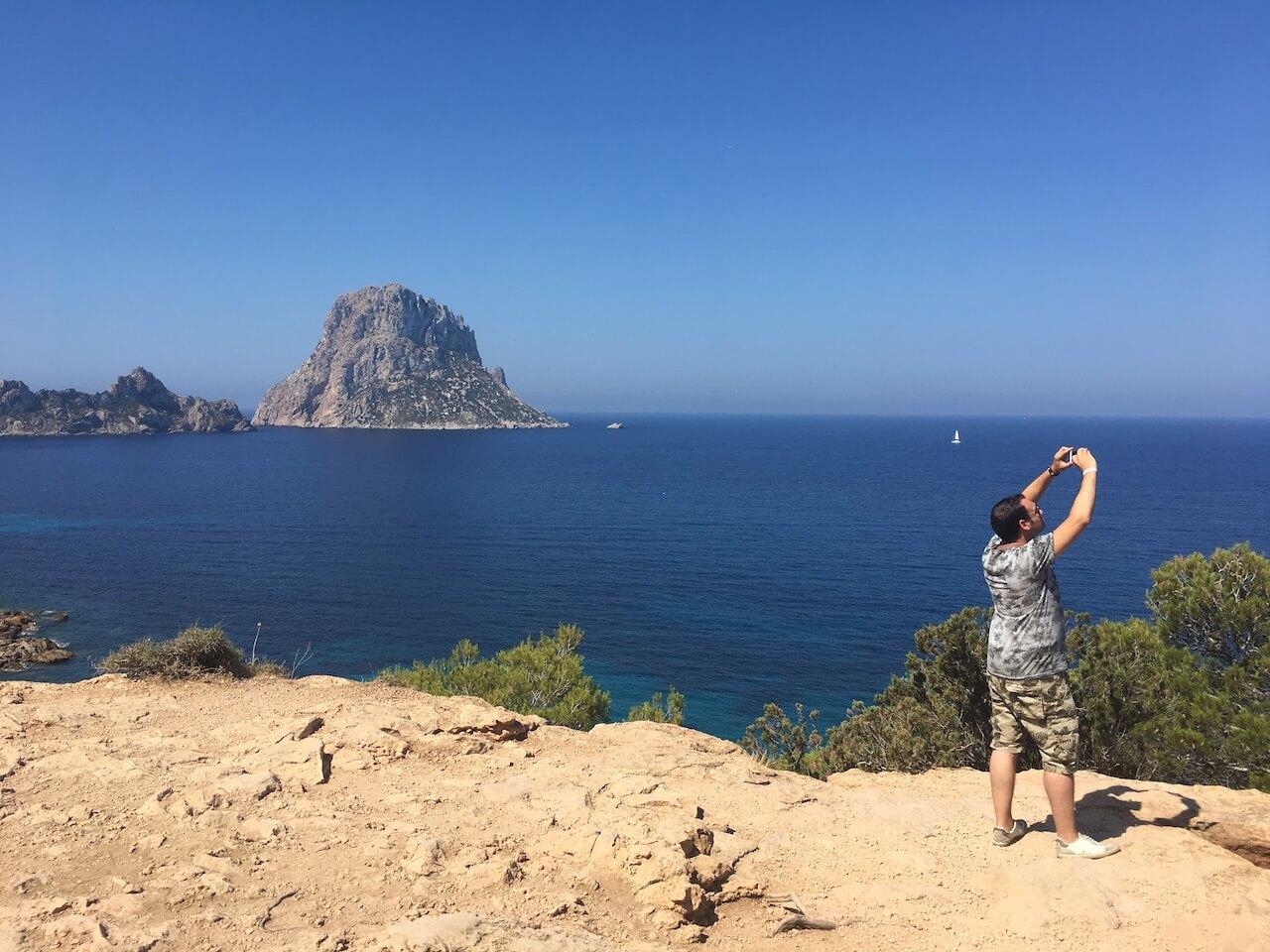 es vedra 2 - Diary 95 | Onze reis naar Ibiza