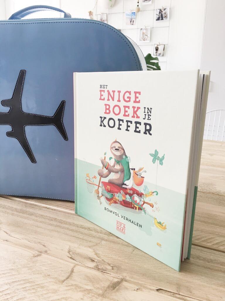 het enige boek in je koffer 1 - Het enige boek in je koffer!