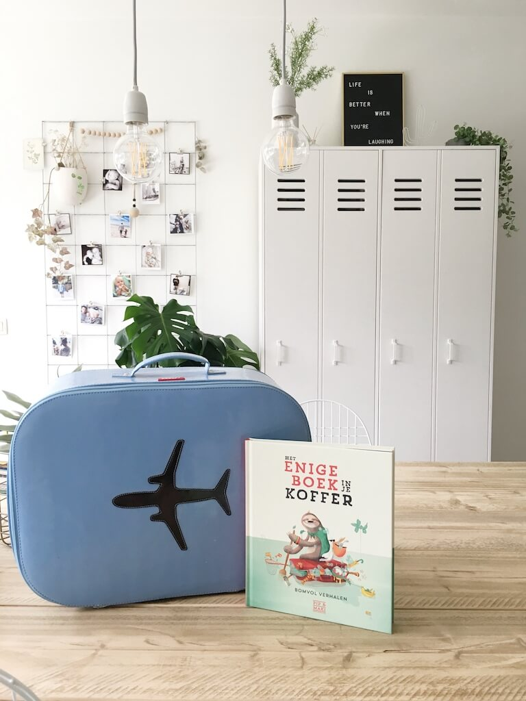het enige boek in je koffer - unicorns & fairytales