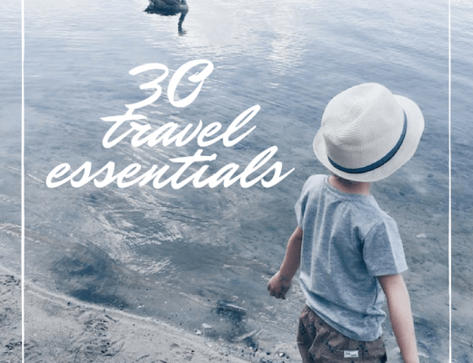 travel essentials - unicorns & fairytales