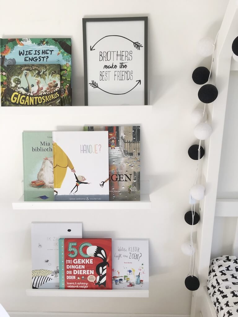 prentenboek handje - unicorns & fairytales